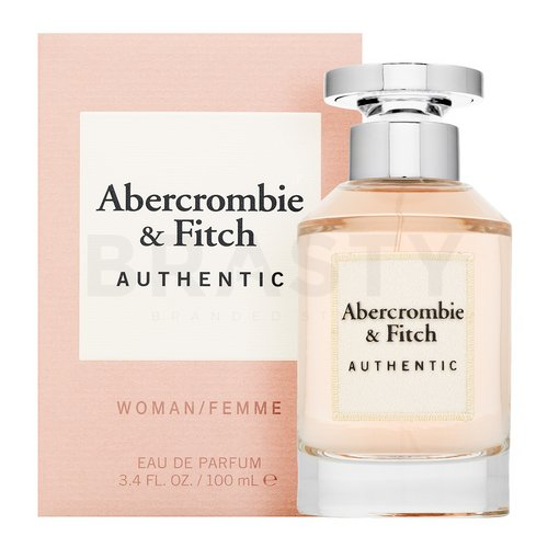 Abercrombie & Fitch Authentic Woman Eau de Parfum für Damen 100 ml