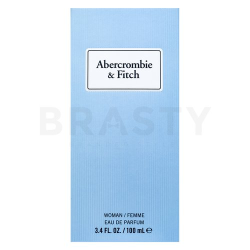 Abercrombie & Fitch First Instinct Blue Eau de Parfum femei 100 ml