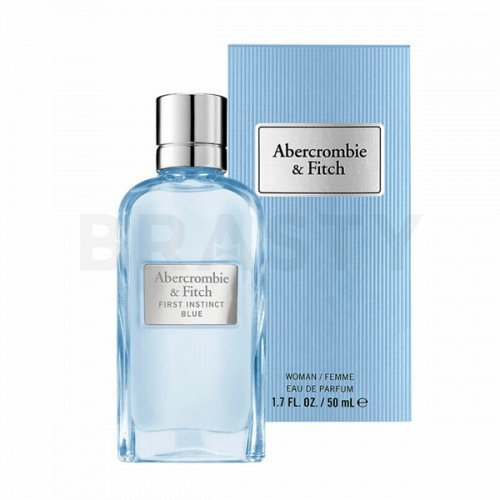 Abercrombie & Fitch First Instinct Blue Eau de Parfum for women 50 ml