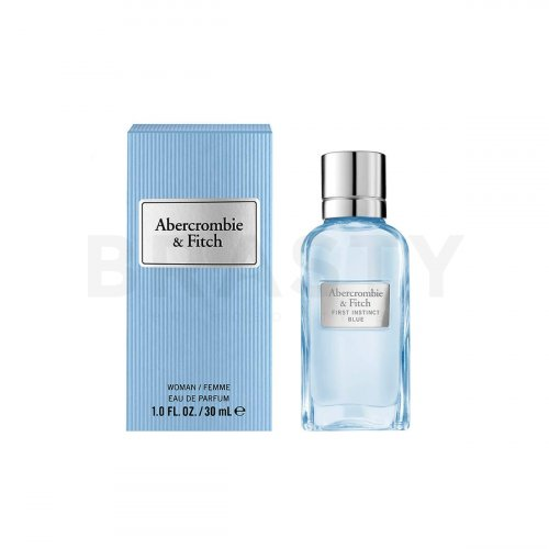 Abercrombie & Fitch First Instinct Blue Eau de Parfum nőknek 30 ml