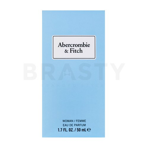 Abercrombie & Fitch First Instinct Blue Eau de Parfum nőknek 50 ml