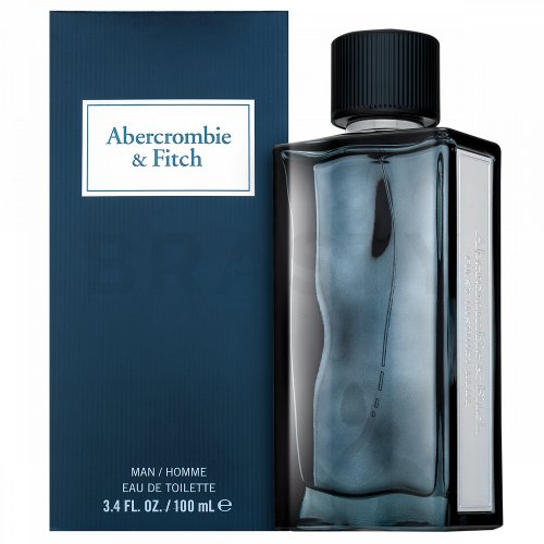Abercrombie & Fitch First Instinct Blue Eau de Toilette bărbați 100 ml