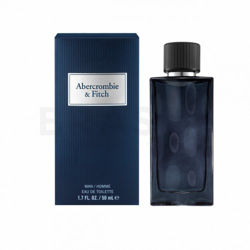 Abercrombie & Fitch First Instinct Blue Eau de Toilette bărbați 50 ml