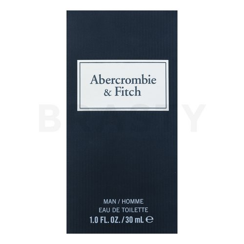 Abercrombie & Fitch First Instinct Blue Eau de Toilette for men 30 ml