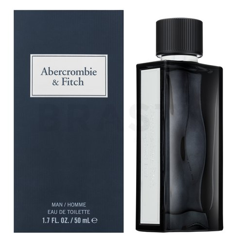 Abercrombie & Fitch First Instinct Blue Eau de Toilette für Herren 50 ml