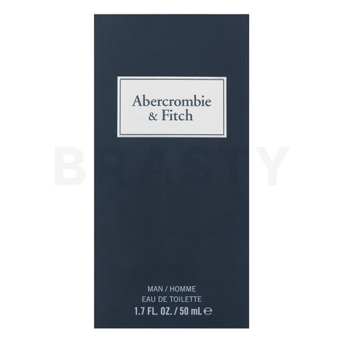 Abercrombie & Fitch First Instinct Blue тоалетна вода за мъже 50 ml