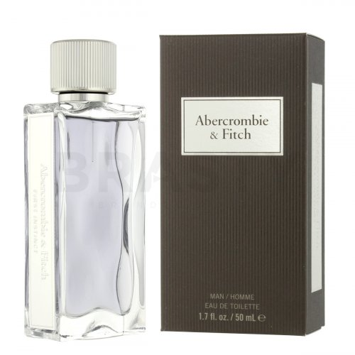 Abercrombie & Fitch First Instinct Eau de Toilette da uomo 50 ml