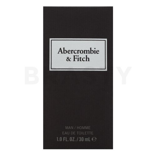 Abercrombie & Fitch First Instinct Eau de Toilette for men 30 ml