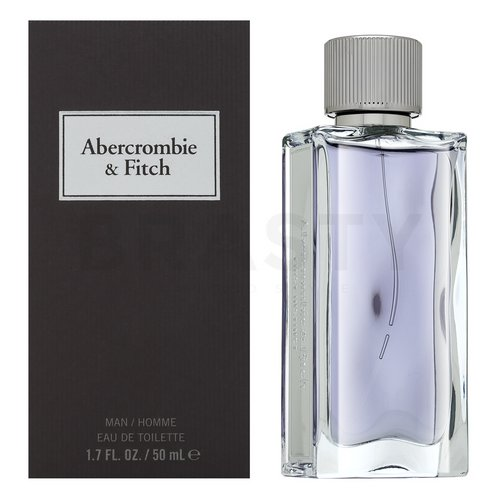 Abercrombie & Fitch First Instinct Eau de Toilette para hombre 50 ml