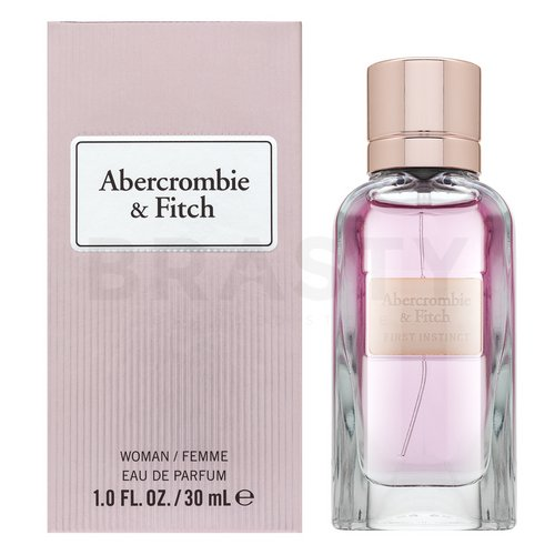Abercrombie & Fitch First Instinct For Her Eau de Parfum für Damen 30 ml