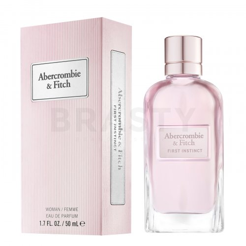 Abercrombie & Fitch First Instinct For Her Eau de Parfum für Damen 50 ml