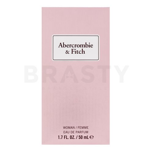 Abercrombie & Fitch First Instinct For Her Eau de Parfum para mujer 50 ml