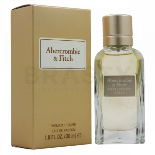 Abercrombie & Fitch First Instinct Sheer Eau de Parfum da donna 30 ml
