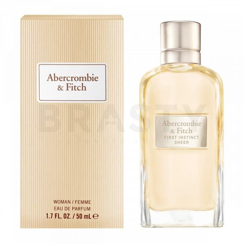 Abercrombie & Fitch First Instinct Sheer Eau de Parfum femei 50 ml