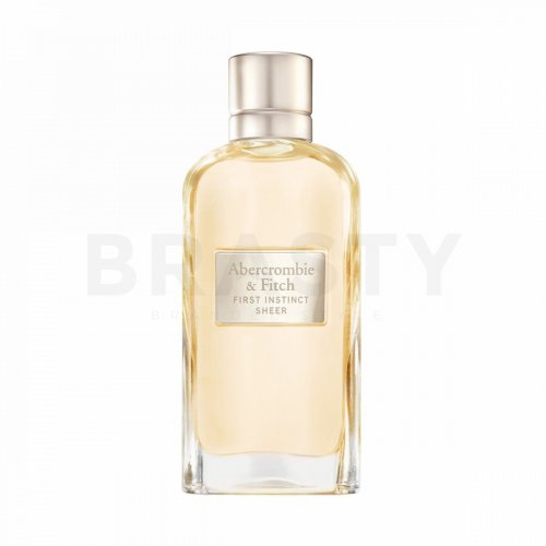 Abercrombie & Fitch First Instinct Sheer Eau de Parfum für Damen 100 ml