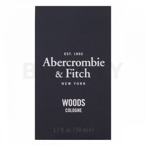 Abercrombie & Fitch Woods eau de cologne bărbați 50 ml