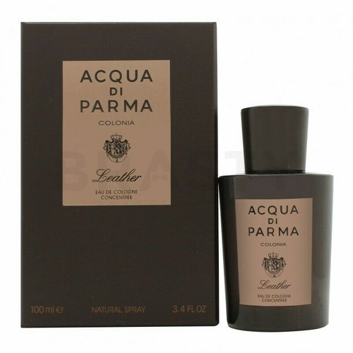 Acqua di Parma Colonia Leather Concentrée Special Edition Eau de Cologne da uomo 180 ml