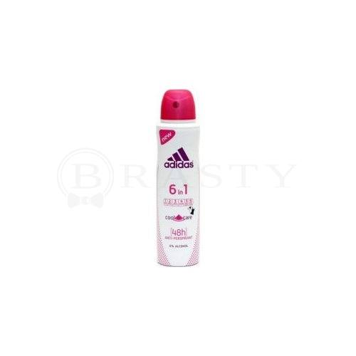 Adidas Cool & Care 6 in 1 deospray pre ženy 150 ml