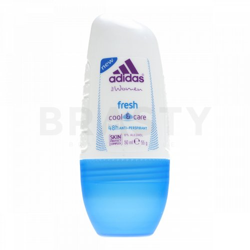 Adidas Cool & Care Fresh Cooling Desodorante roll-on para mujer 50 ml
