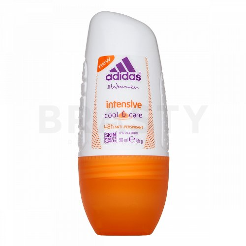 Adidas Cool & Care Intensive deodorant roll-on pre ženy 50 ml