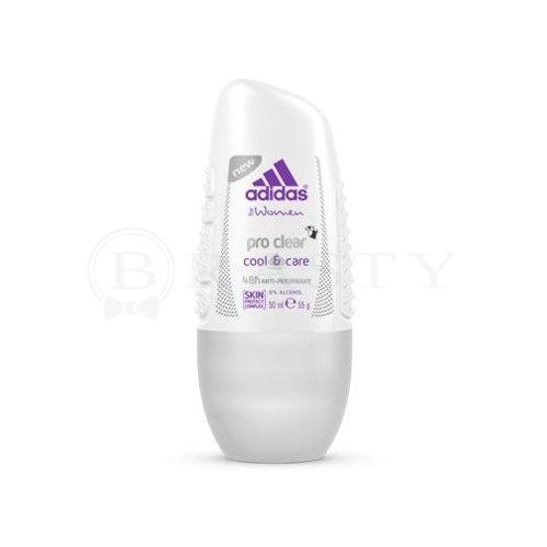 Adidas Cool & Care Pro Clear deodorant roll-on pre ženy 50 ml