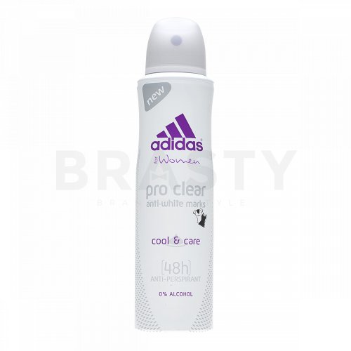 Adidas Cool & Care Pro Clear deospray da donna 150 ml