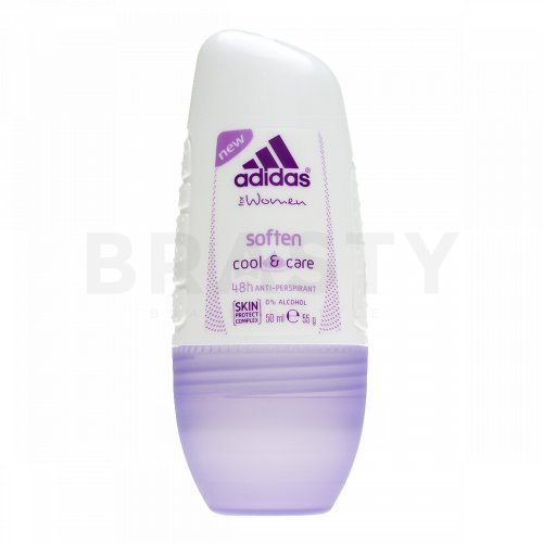 Adidas Cool & Care Soften dezodorant roll-on dla kobiet 50 ml