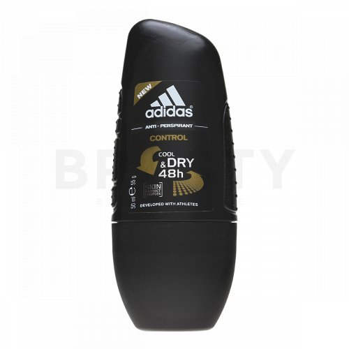 Adidas Cool & Dry Control deodorante roll-on da uomo 50 ml
