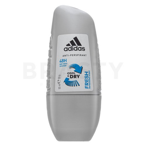 Adidas Cool & Dry Fresh Deodorant roll-on for men 50 ml