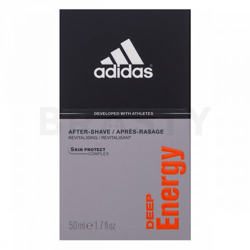 Adidas Deep Energy Aftershave for men 50 ml