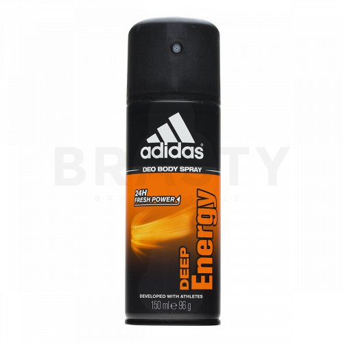 Adidas Deep Energy spray dezodor férfiaknak 150 ml