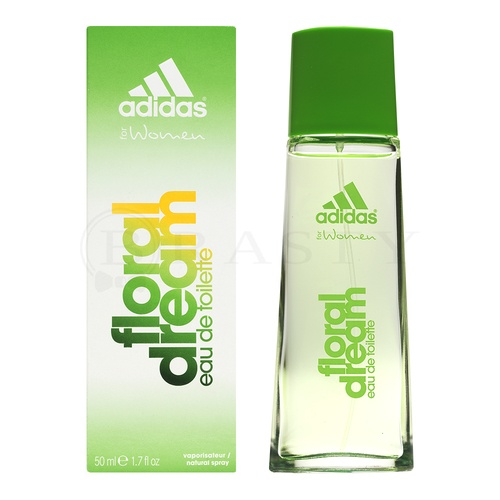 Adidas Floral Dream Eau de Toilette femei 50 ml