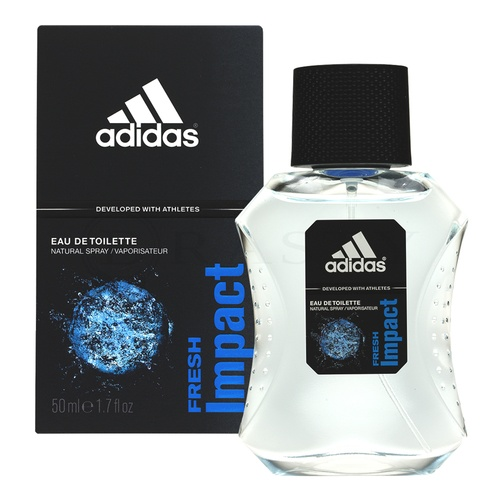 Adidas Fresh Impact Eau de Toilette for men 50 ml