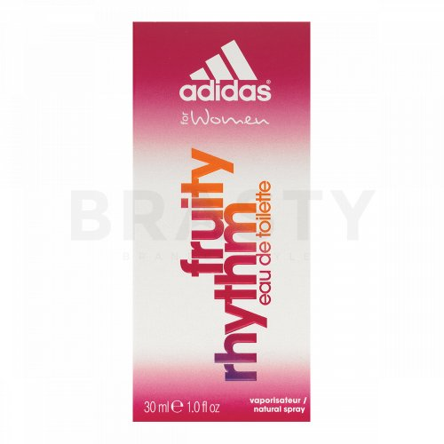 Adidas Fruity Rhythm Eau de Toilette femei 30 ml