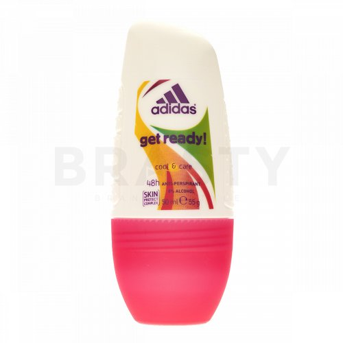 Adidas Get Ready! for Her Deodorant roll-on for women 50 ml