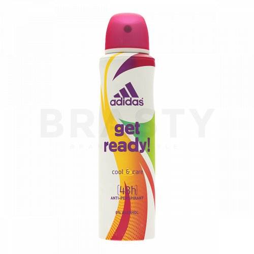 Adidas Get Ready! for Her Deospray für Damen 150 ml