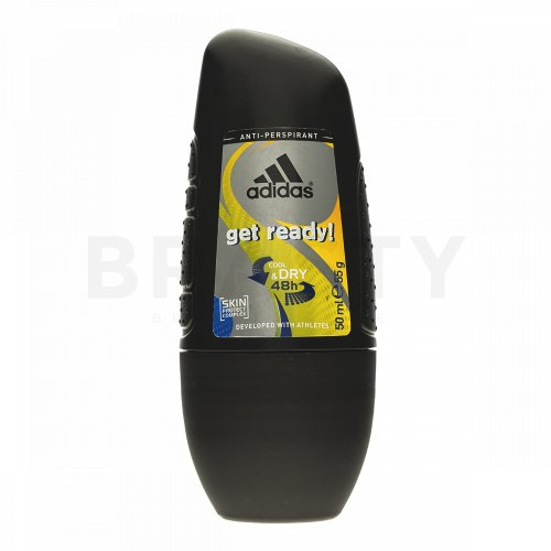 Adidas Get Ready! for Him deodorante roll-on da uomo 50 ml