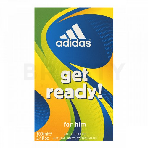 Adidas Get Ready! for Him Eau de Toilette para hombre 100 ml