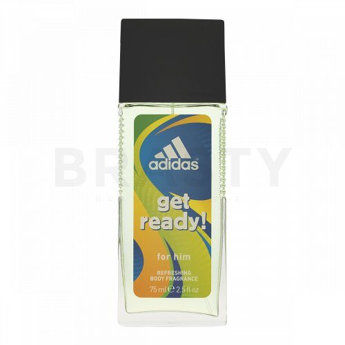 Adidas Get Ready! for Him Spray deodorant bărbați 75 ml