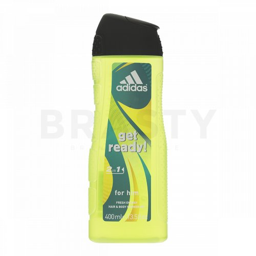 Adidas Get Ready! for Him sprchový gel pro muže 400 ml