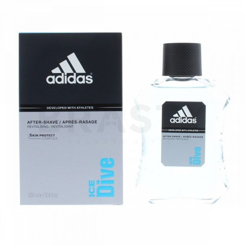 Adidas Ice Dive Aftershave for men 100 ml