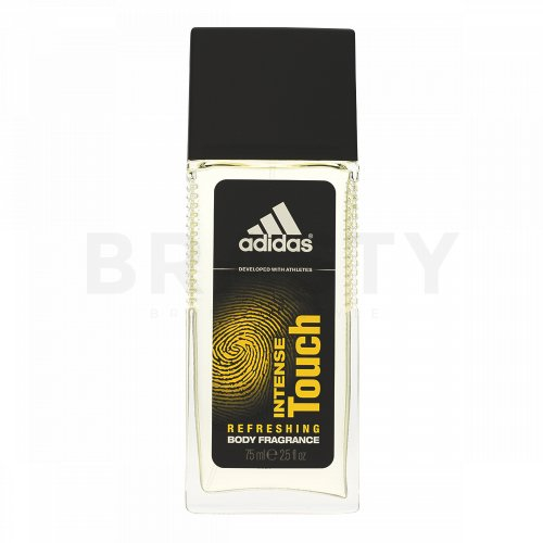 Adidas Intense Touch Deodorants in glass for men 75 ml