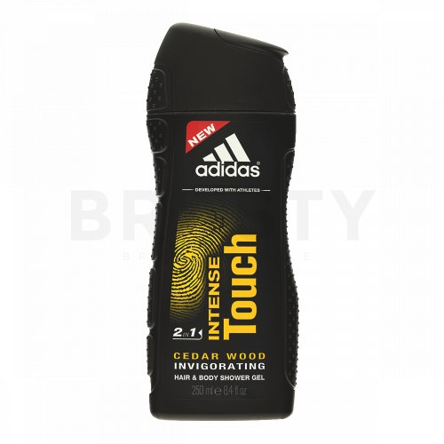 Adidas Intense Touch Gel de duș bărbați 250 ml