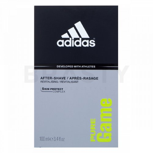 Adidas Pure Game Aftershave for men 100 ml