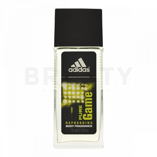 Adidas Pure Game Deodorants in glass for men 75 ml