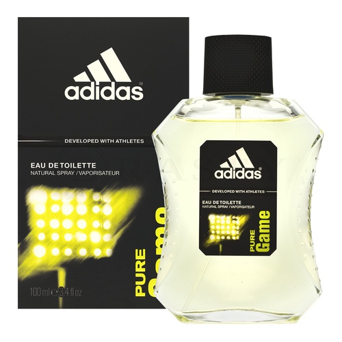 Adidas Pure Game Eau de Toilette da uomo 100 ml