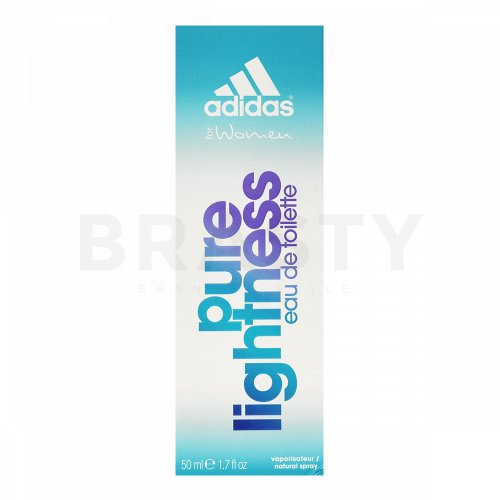 Adidas Pure Lightness Eau de Toilette femei 50 ml