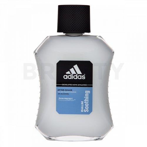 Adidas Skin Protection Aftershave Balsam für Herren 100 ml