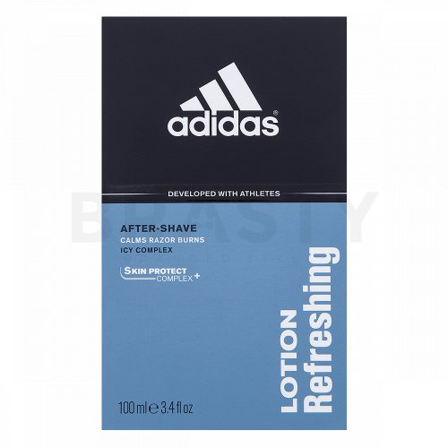 Adidas Skin Protection Aftershave for men 100 ml