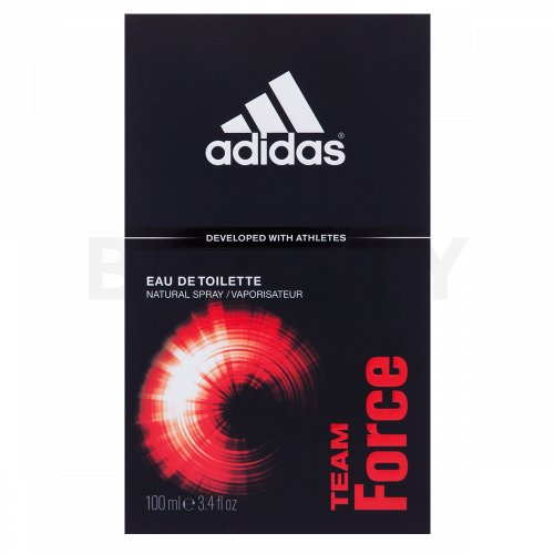 Adidas Team Force Eau de Toilette bărbați 100 ml